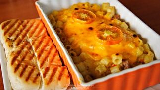 Yummy Baked Mac (Php180.00) at Bacolod's Cafe Bob's