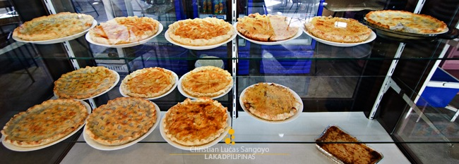 Freshly Baked Pies at Silay's El Ideal