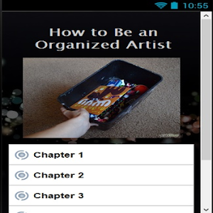 How to Be an Organized Artist screenshot 2