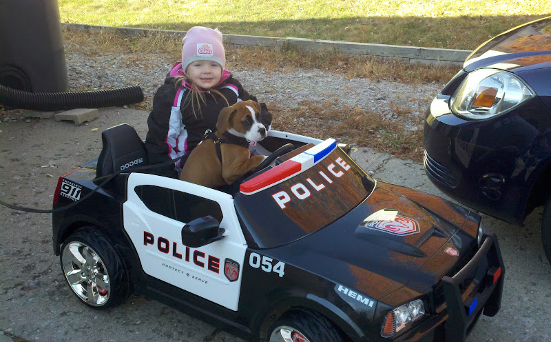 Police Car Power Wheels 2017
