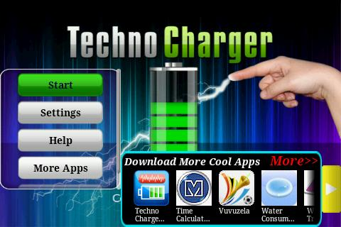 Techno Charger - screenshot