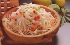 Costa Rica Cabbage Salad Recipe