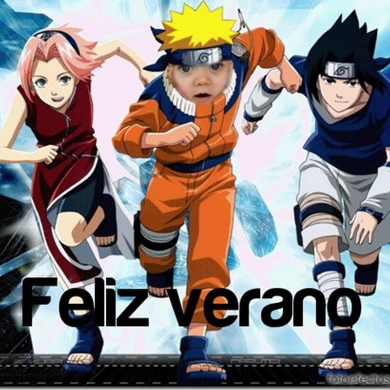 Fotomontaje: Pon tu cara a Naruto