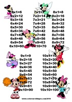 tablas-de-multiplicar-con-minnie