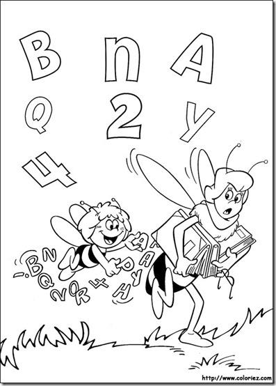 abeja-maya colorear.tk (3)