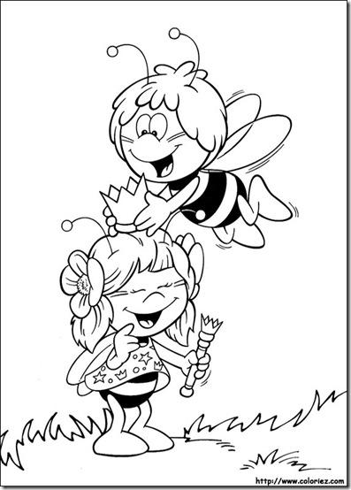 abeja-maya colorear.tk (5)