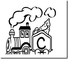 abecedario de tren 20