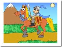 leyenda de San Jorge (4)