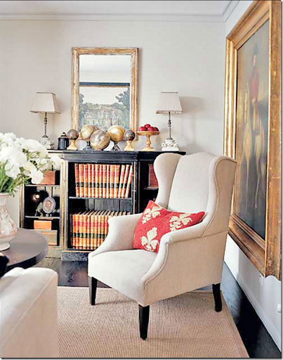 Superior Here In A Dressy Setting, This Light Sisal Rug Seems To Be The Correct  Application.