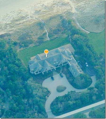 Its Complicated House: COTE DE TEXAS: Found: The REAL It's Complicated House