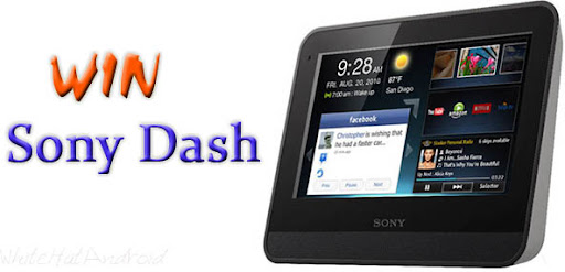 Win A Sony Dash in Sony Insider's Photo Contest