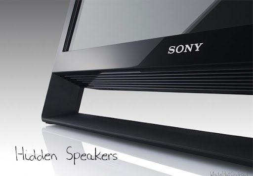 Sony VAIO J series launched Desktop PC,hidden speakers image