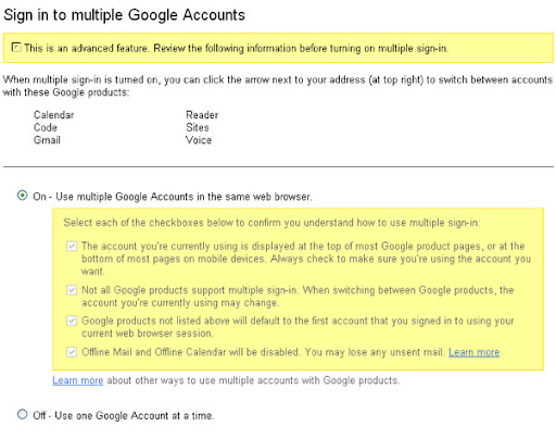 Google Gmail Account Login Sign in within a single web browser mkcl.biz/cgdte access all services and products with multiple accounts without logging out image