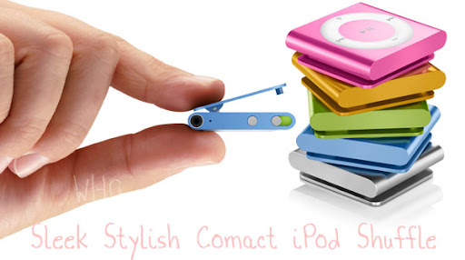 GADGET,Apple iPod Shuffle Features & Specifications, Available at Stores image