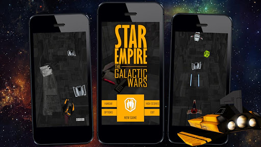 Star Empire: Galactic Wars