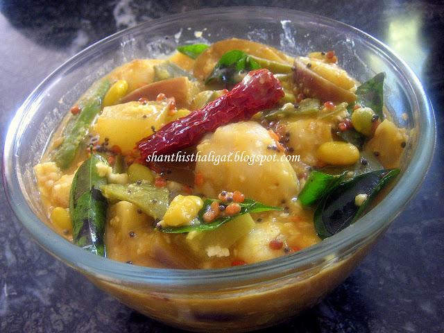 Sankaranthi kootu, Pongal kootu, Sankranthi kootu