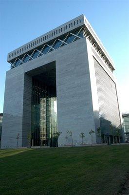 Dubai International Financial Centre Building
