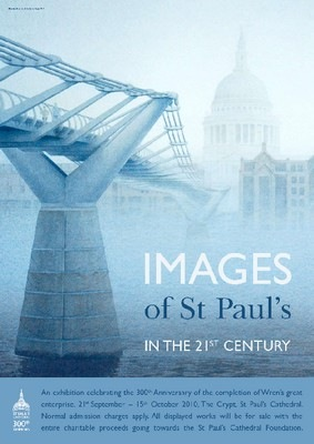 Images of St Paul's in the 21st Century