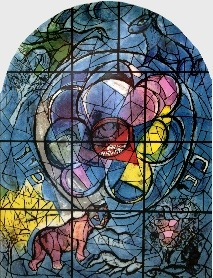 Marc Chagall lithograph from the Kaas Collection