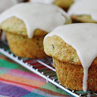 Shortcut Zucchini Muffins.