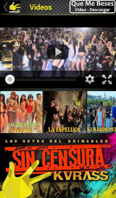 #15. Grupo Kvrass (Android)