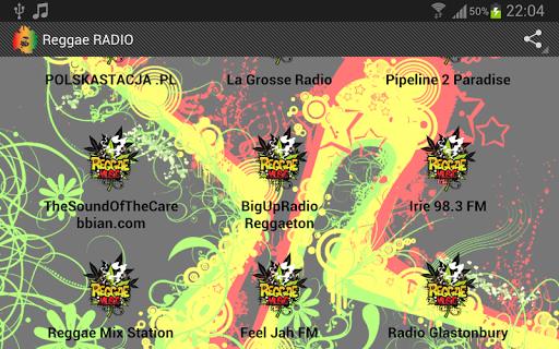 TOP Reggae RADIO u2588u25acu2588 u2588 u2580u2588u2580 screenshots 3
