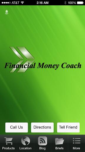 Financial Money Coach