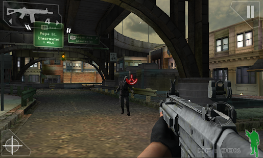 Green Force: Zombies - HD - screenshot thumbnail