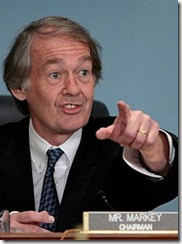 Rep. Ed Markey, (Dimwit, Massachutsetts)