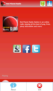 Red Planet Radio - screenshot thumbnail
