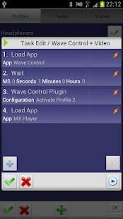 Wave Control Screenshot