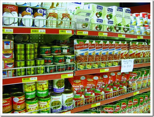 BEST FRIENDS CONDIMENTS SECTION© BUSOG! SARAP! 2011