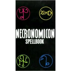 Magic Spells Casting: The Necronomicon Spellbook