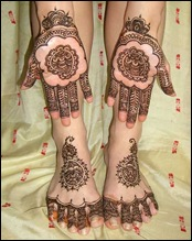 Bridal Mehndi Or Bridal Henna