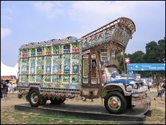 Pakistani Painted Truck 01