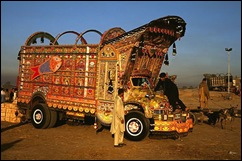 Pakistani Painted Truck 05