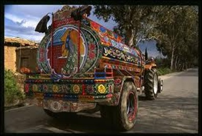 Pakistani Painted Truck 12