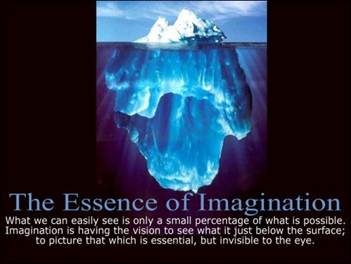 Essence of Imagination