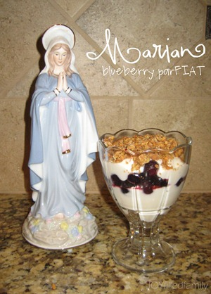 Marian blueberry parFIAT