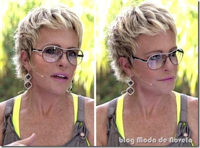 Óculos de grau estiloso da Ana Maria Braga no programa Mais Você do ... 30b17c6b8b