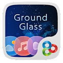 Ground Glass GO Launcher Theme icon