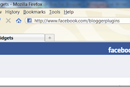 Facebook Like/Fan Box For Blogger