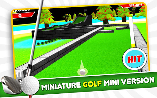 玩街機App 世界迷你高尔夫3D免費 APP試玩