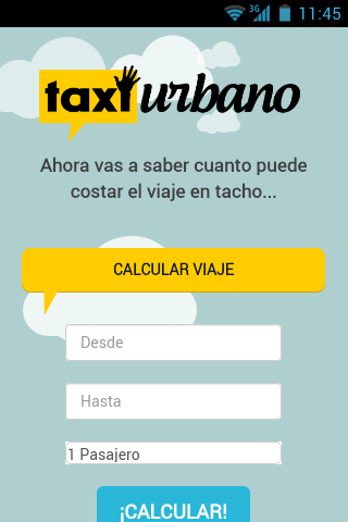taxiurbano  screenshots 1
