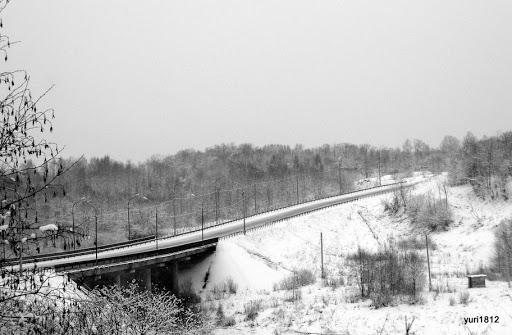 Трасса Саблино, Ленинградская область. Route Sablino, Leningrad region. photo yuri1812