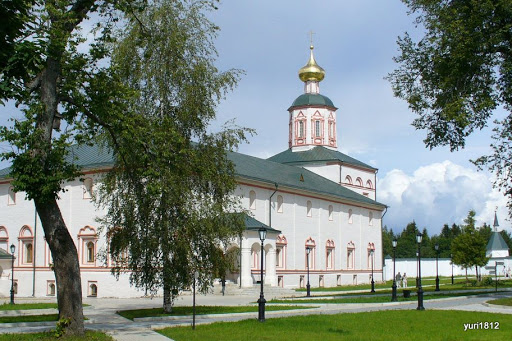 Валдайский Иверский монастырь. Церковь Богоявления Valdaysky Iberian monastery. Church of the Epiphany photo yuri1812