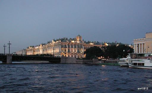 Ночной Петербург  Night Petersburg photo yuri1812