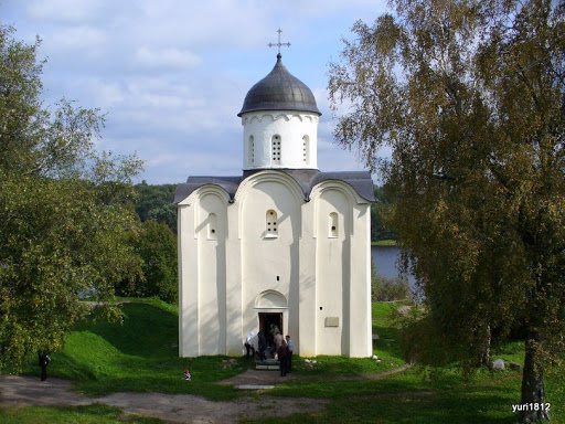 Старая Ладога, Георгиевский собор. XII век Staraya Ladoga, St. George's Cathedral. XII century photo yuri1812