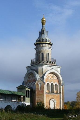 Свечная башня Торжок Ignition tower Torzhok photo yuri1812