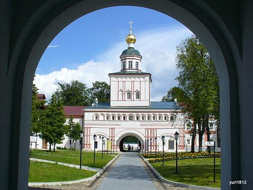 Валдайский Иверский монастырь, Новгородская область Valdaysky Iberian Monastery, Novgorod Region photo yuri1812